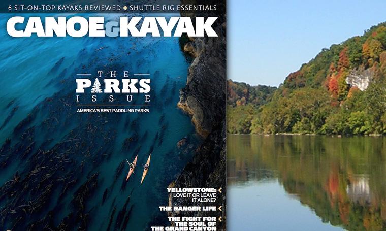 Best Paddling Towns: Pembroke, VA - Canoe&Kayak - Nov. 2016