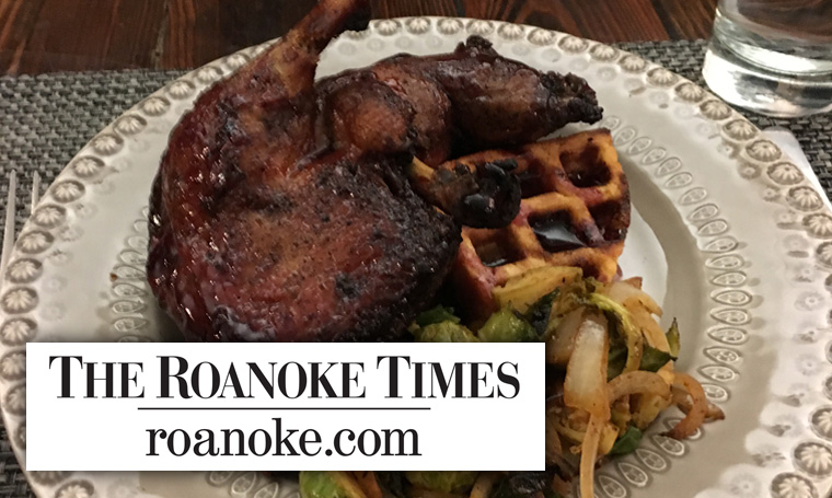 Enjoy dinner cooked by celebrity chefs at The Palisades: Roanoke Times – March 2016