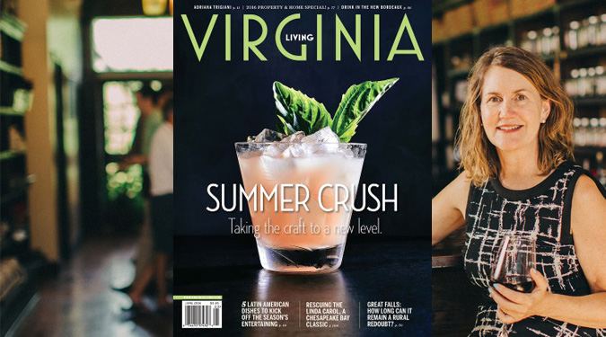 Take Me to the River – VirginiaLiving.com June 2016
