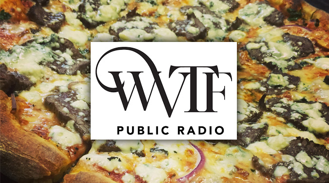 NPR: Appalachian Cuisine: Palisades Restaurant Cooking at a High Level – WVTF – June 2016