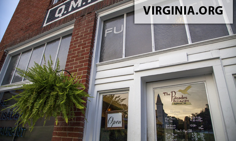 12 Impressive Restaurants in Historic Buildings: Part 1 – Virginia.org