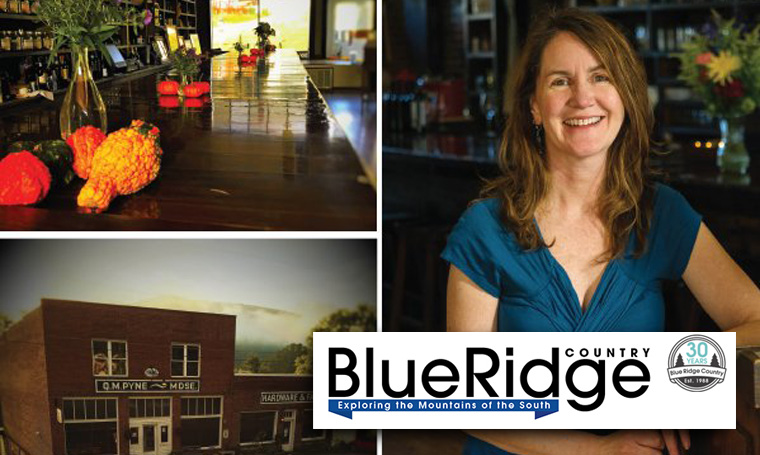Blue Ridge Country, Shaena Muldoon, Small-Town Entrepreneur